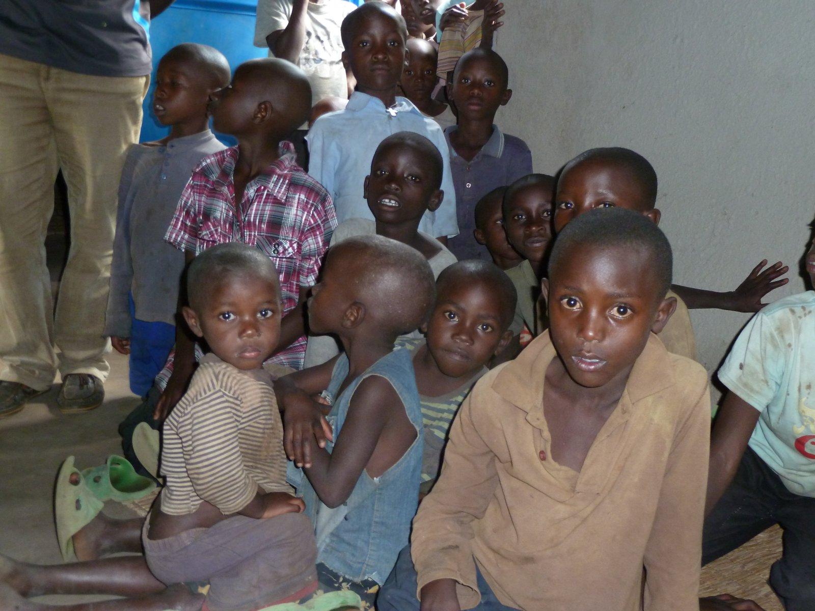 Besuch in Mugina - Rwanda