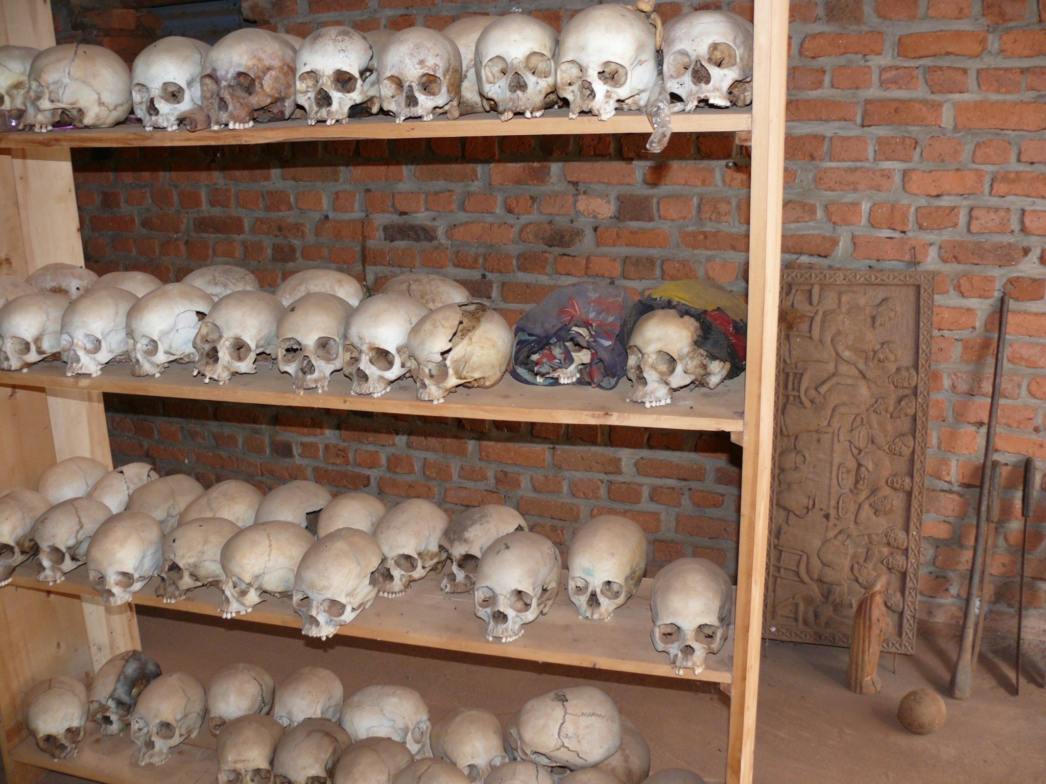 Genozid Gedenkstätte Ntarama