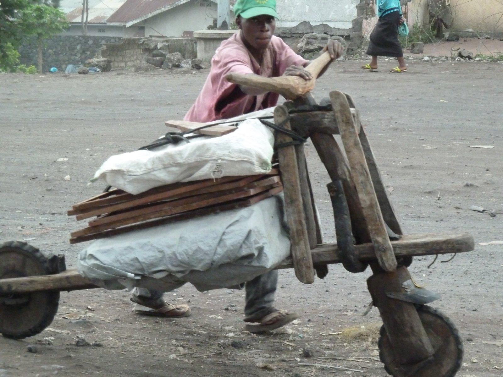 Goma - Transportroller