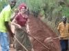 Arbeitseinsatz Nzahaha - Rwanda