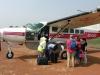 Impr. - DR Kongo Beni - Flug nach Goma