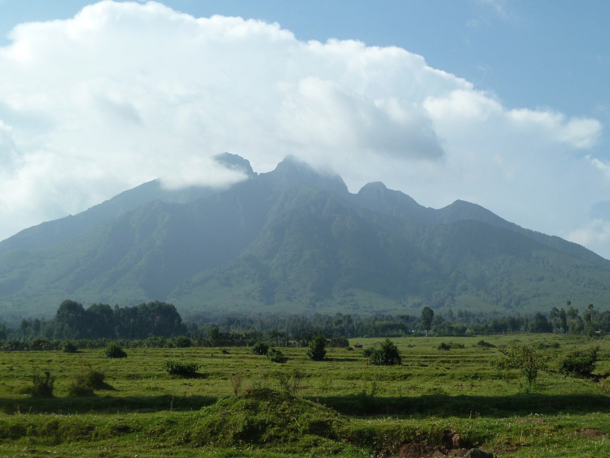 Mount Sabinyo (Virunga Massiv)