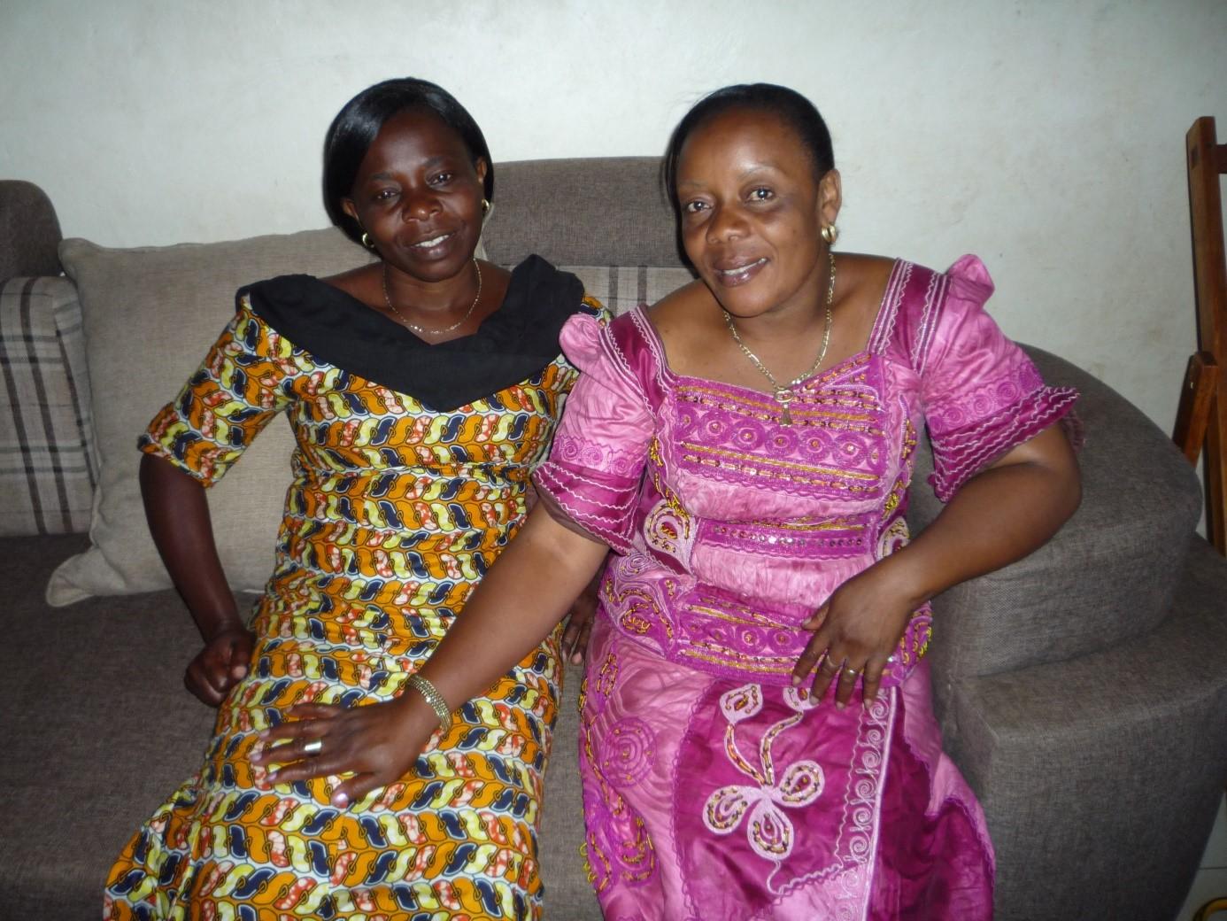 Betreuer und Ansprechpartner der Straßenkinder aus Goma